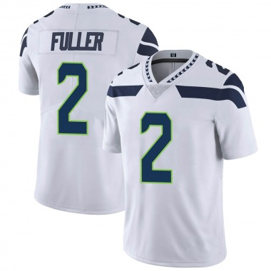 Youth Nike Seattle Seahawks Aaron Fuller Vapor Untouchable Jersey - White Limited